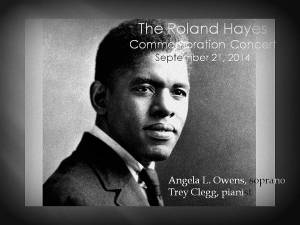 Roland Hayes commemoration poster final