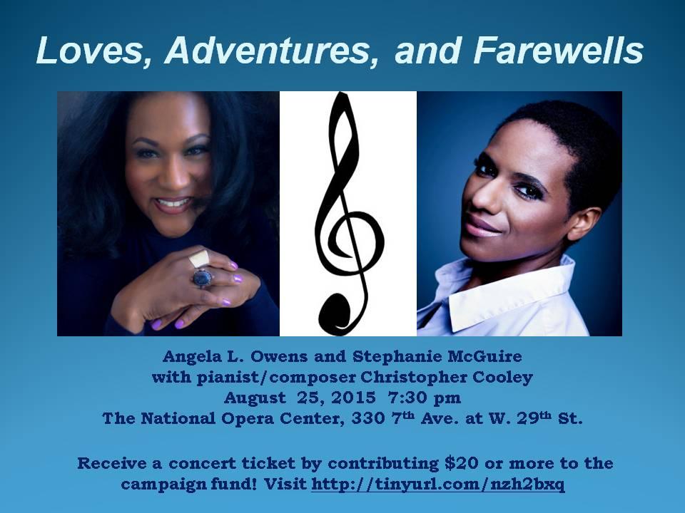 August 25 concert promo